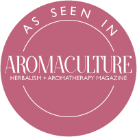 As seen in AromaCulture Magazine